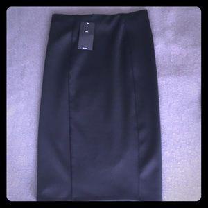 NWT Zara knit pencil skirt